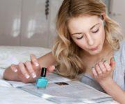 Как высушить гель лак для ногтей без лампы