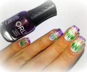 Маникюр ногтей лаком и шеллаком Orly