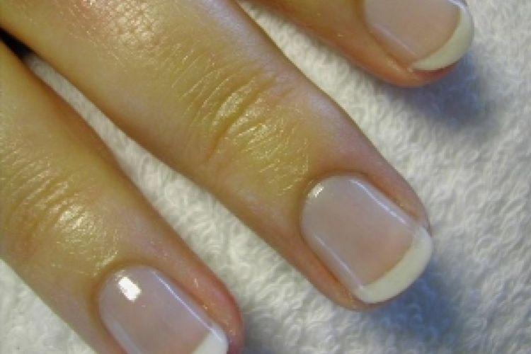 аккуратные ногти