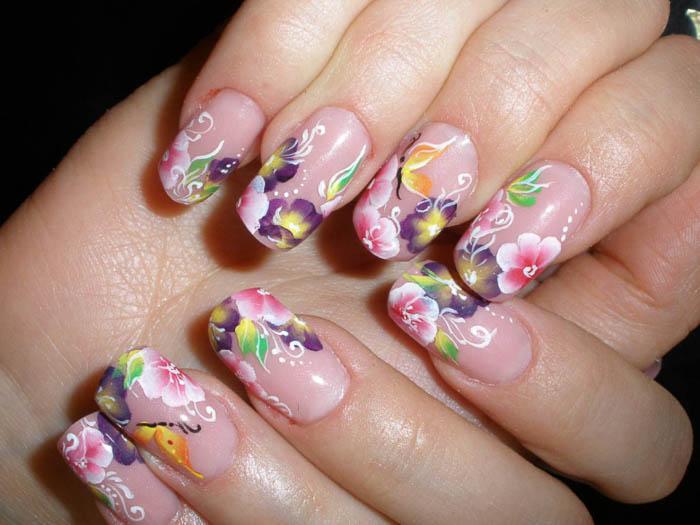 роспись ногтей2