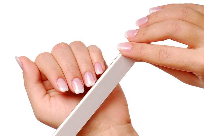 маникюр ногтей