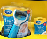 scholl velvet smooth
