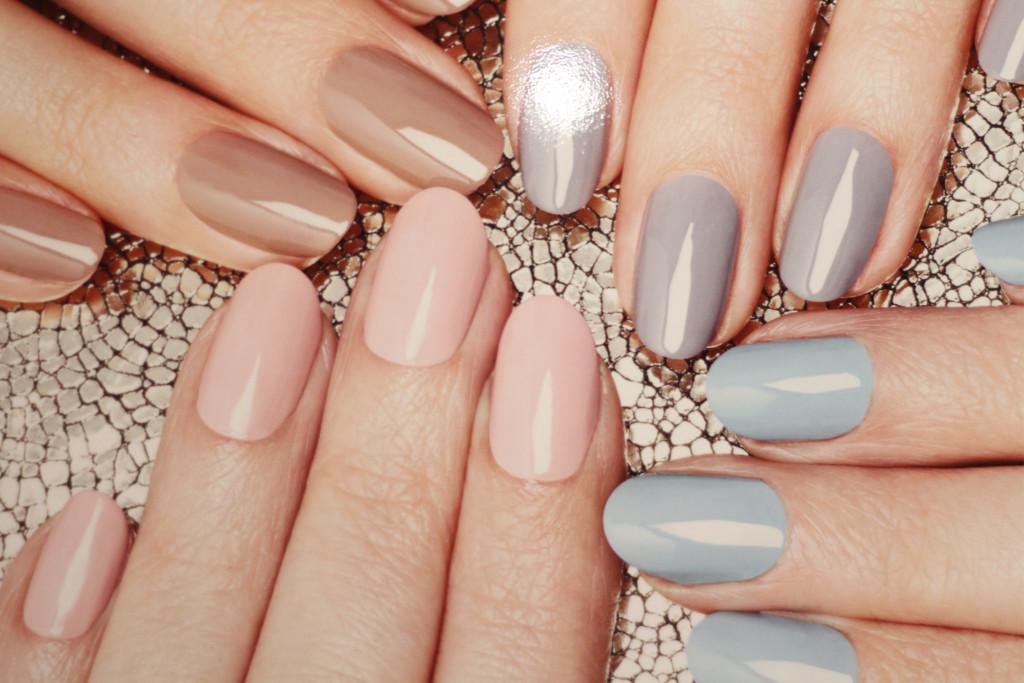 новинки дизайна ногтей