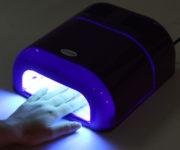 Cушка для ногтей - лампа УФ (5)