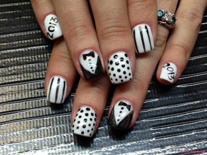 Дизайн на ногтях собственными руками (1)