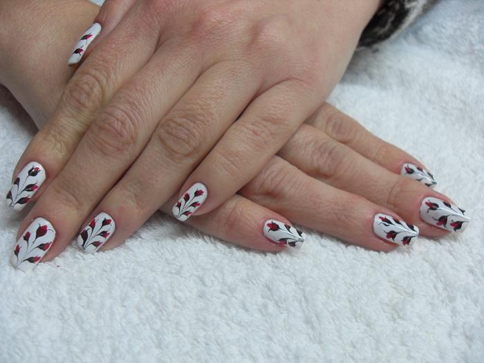 Дизайн на ногтях собственными руками-6