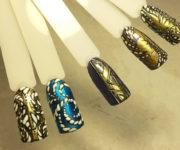 Литье на ногтях (4)