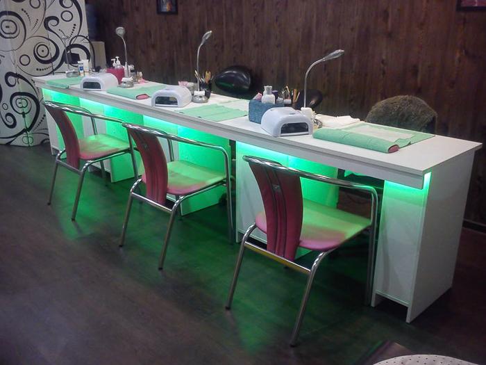 Маникюрный стол (4)