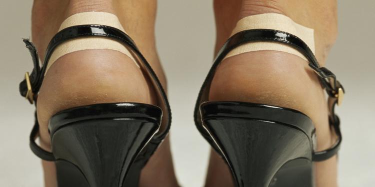 Мозоли на ногах-4