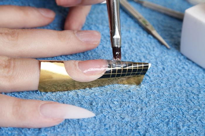 Что нужно для наращивания ногтей? Инструкция пошагово, как ... | 467x700