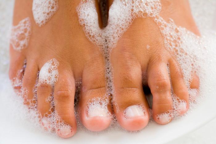 почему ноготь на ноге пожелтел (1)