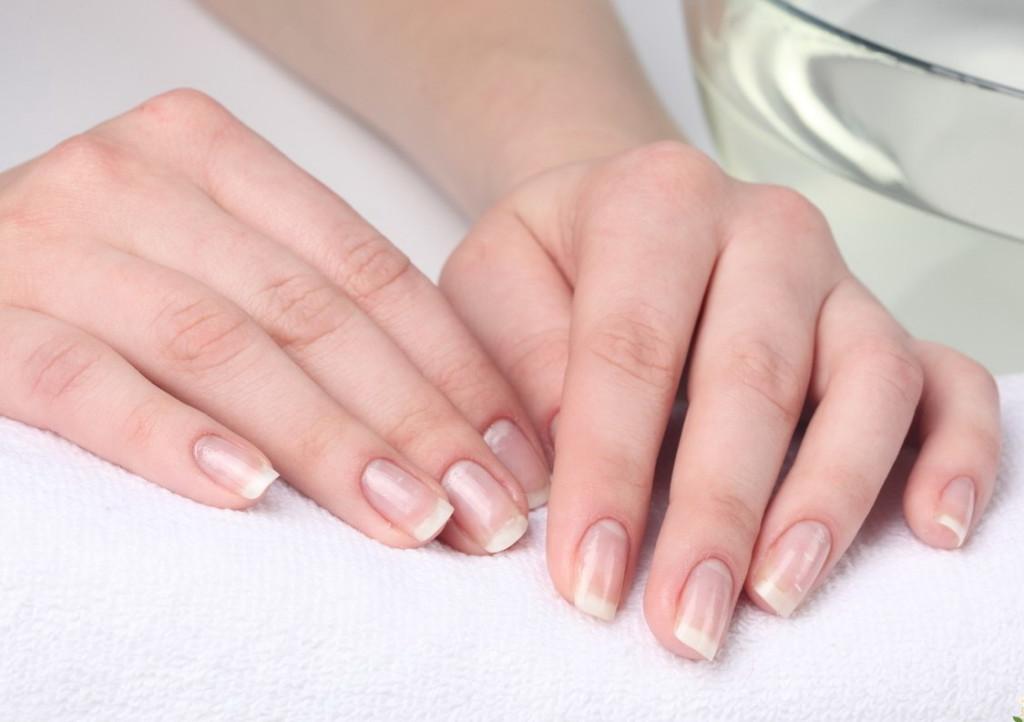 желтые пятна на ногтях рук (1)