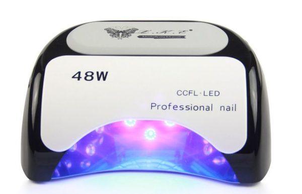 Мощность на лампе для сушки гель лака
