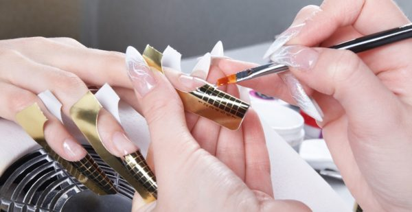 Коррекция ногтей пошагово-1