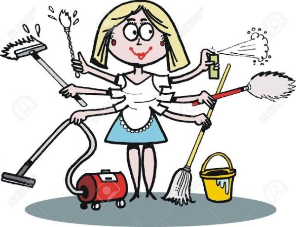 активные домохозяйки