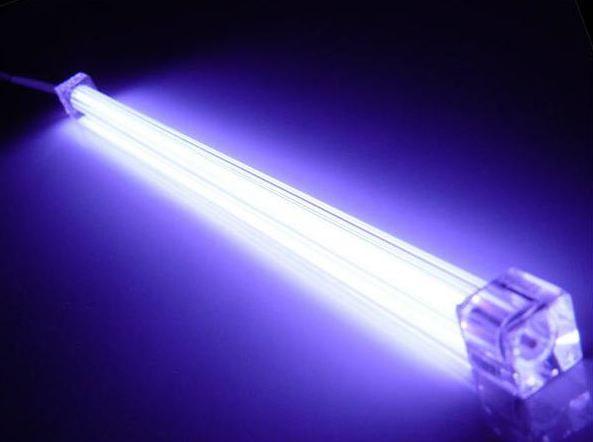 мощность излучения уф ламп